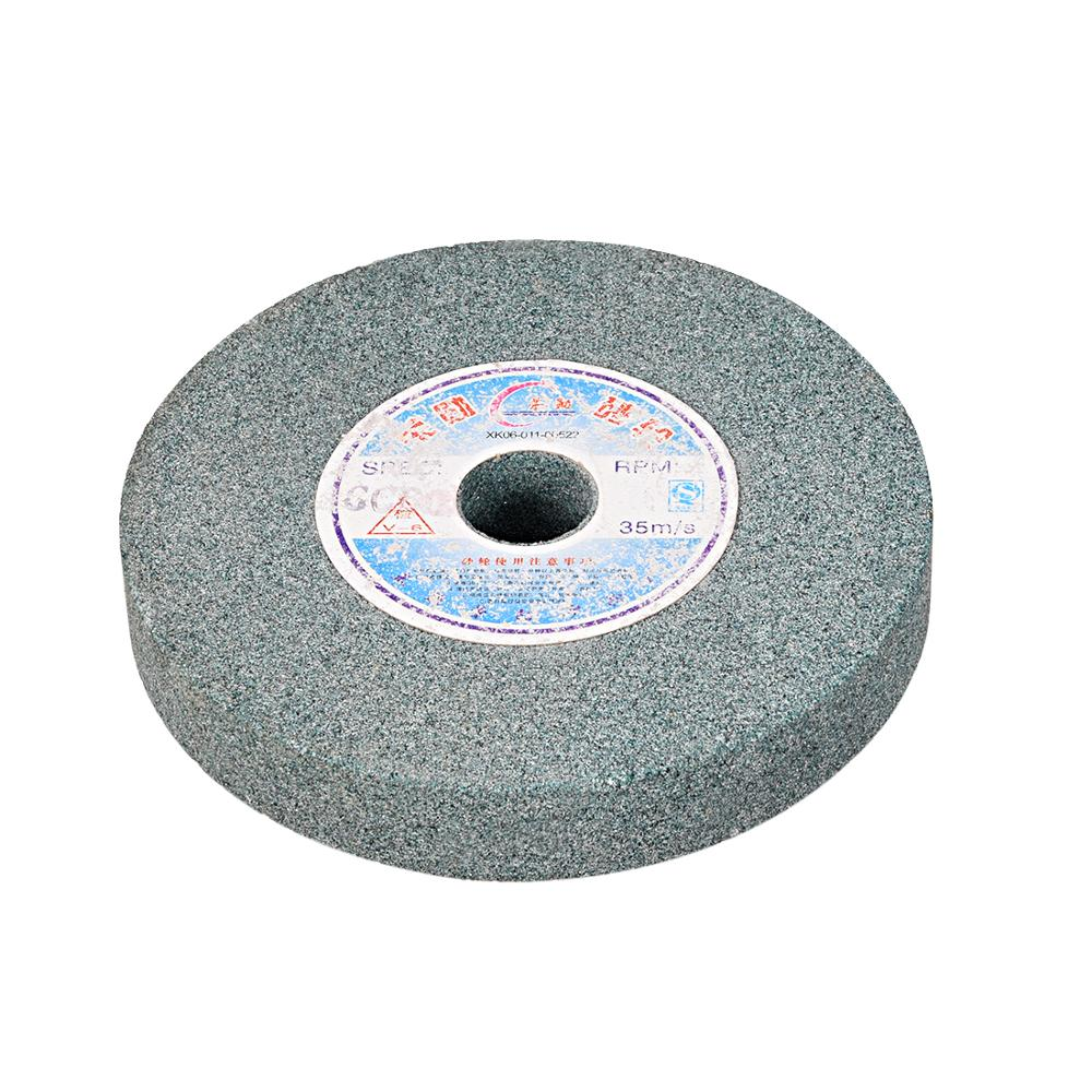 Uxcell 4 Inch 5 Inch Bench Grinding Wheels 60 Grits 80 Grits Surface Grinding Ceramic Tools Cup Grinding Wheels Accessories