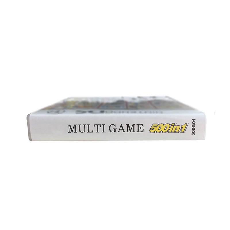 500 em 1 cartão do cartucho do jogo de vídeo das compilações para o console do jogo ds 3ds super combo multi carrinho