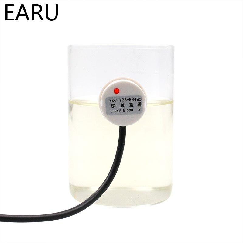 1 ud. Detector de nivel de líquido 5 ~ 12V 5mA Sensor de nivel de líquido sin contacto Sensor inteligente de nivel de agua interruptor de nivel de inducción Lámpara de mesa de brazo largo con Clip, lámpara Led de oficina para escritorio, lámpara con Control remoto y protección ocular para dormitorio, luz Led de 5 niveles de brillo y Color