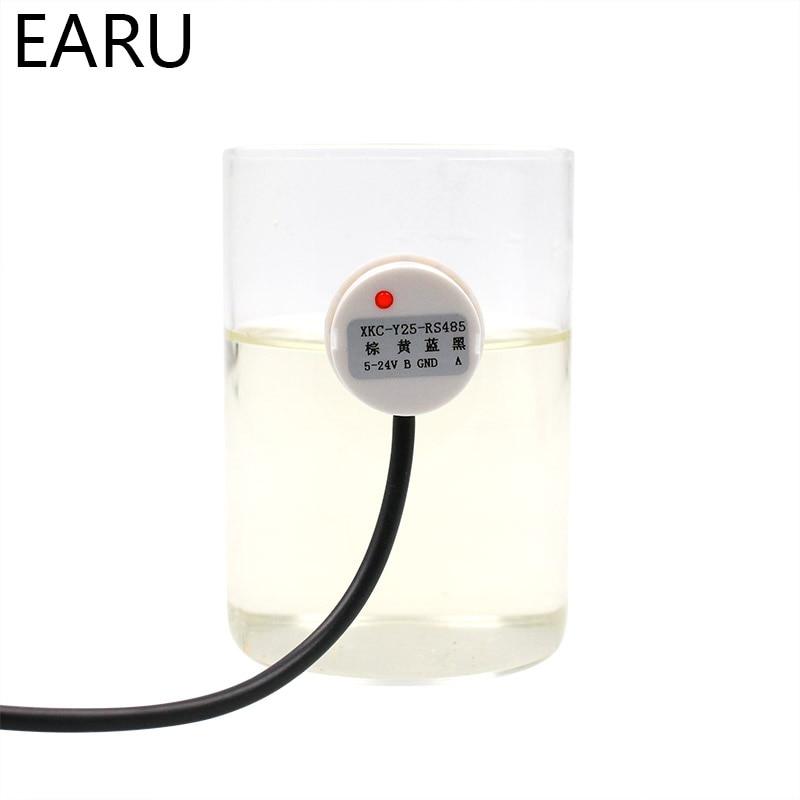 1pc Liquid Level Sensor Detector 5~12V 5mA Non-contact Liquid Level Sensor Intelligent Water Level Sensor Induction Level Switch
