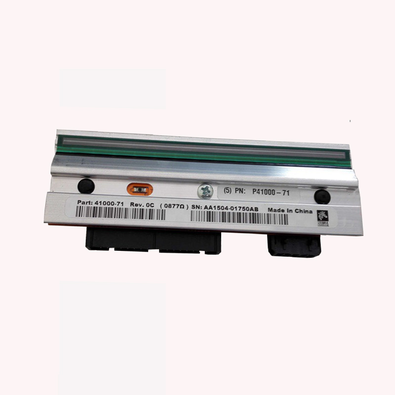 Einkshop 200 точек/дюйм термальная печатающая головка для Zebra ZM400 PN 79800M принтер штрих кода печатающая головка