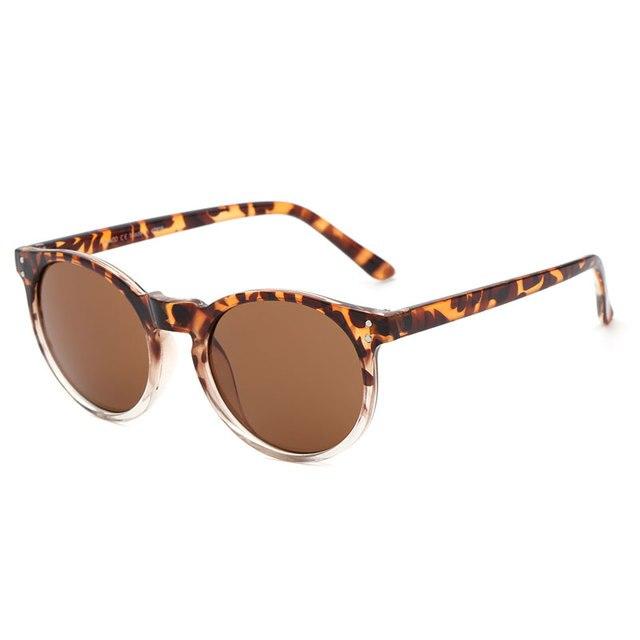 Seertree round womans Sunglasses 4