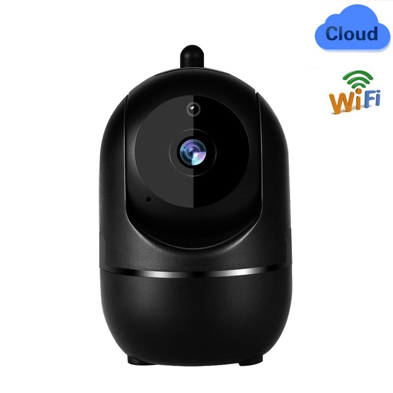 1080 P cámara IP inalámbrica nube Wifi Cámara inteligente seguimiento automático de la casa humana de vigilancia de seguridad CCTV red