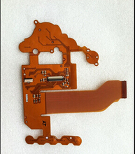Original Rear Back Flex Cable Button FPC Plate Replacement For Nikon D3100 Part