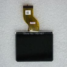 Yeni lcd ekran Ekran onarım parçaları için Nikon D7100 SLR fotoğraf makinesi arka ışık ve dış ekran