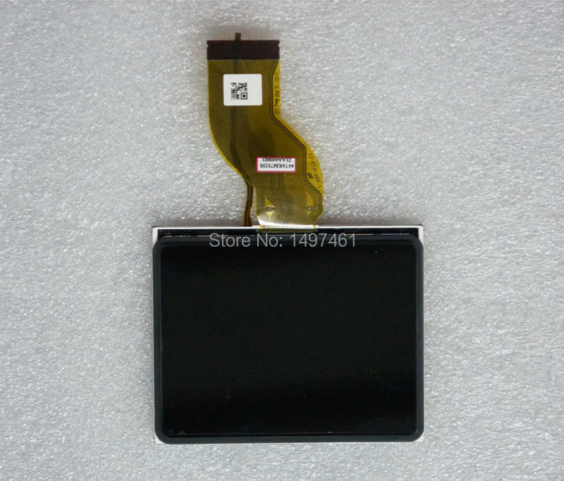 New LCD Display Screen repair parts for Nikon D7100 SLR camera With backlight and outer screen free shipping 100%new d7100 top cover for nikon d7100 open unit camera repair parts