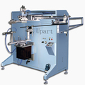 professional manufacture single color pail printing machine pail silk screen printing machine