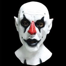 Hot Selling Newest Latex Clown Mask Halloween Props