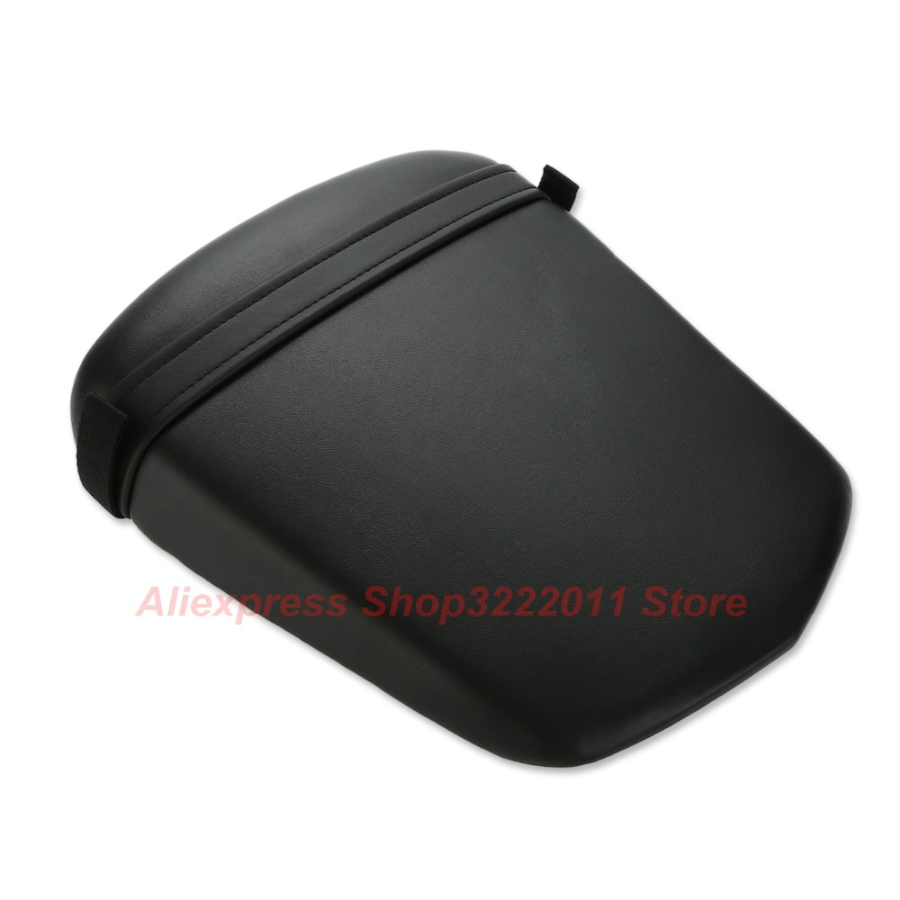 New Leather Rear Pillion For YAMAHA YZF-R6 YZF R6 2003 2004 2005 Passenger Seat Cover