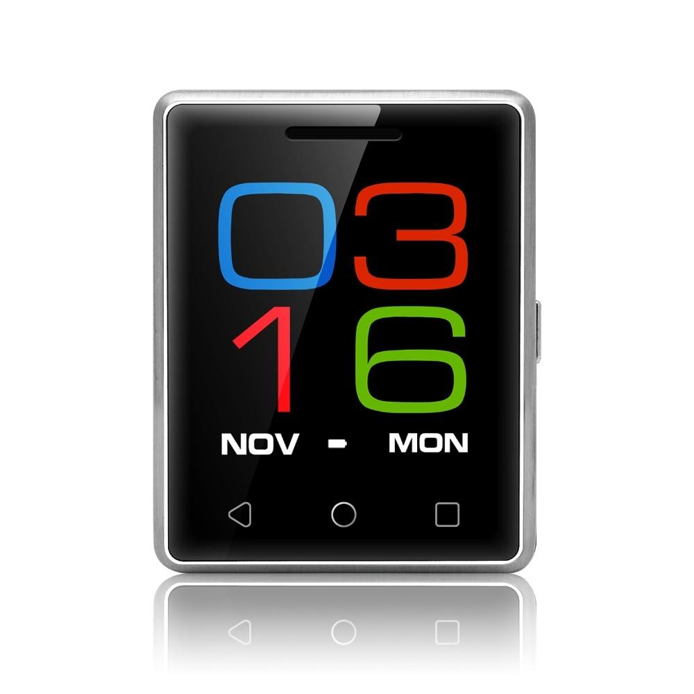 Original Melrose Mobile Phone MTK2502 1 54 Inch 2 5D screen Mini Mobile Phone MTK2502 Bluetooth