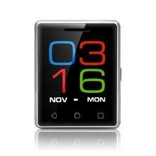 Original Vphone S8 Mobile Phone MTK2502 1.54 Inch 2.5D screen Mini Mobile Phone MTK2502 Bluetooth 4.0 380mAh Battery Mini Phone
