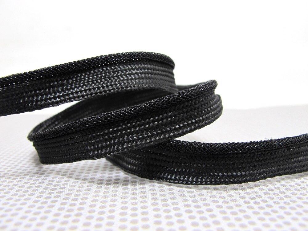 5 yds Black Tassels Trims Edging Tassel Trim Craft Fabric Sewing Cording Cord