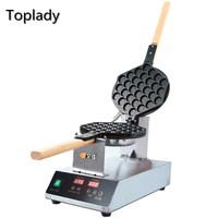 110v 220v Electric Waffle Pan Muffin Machine Intelligent Eggette Wafer Waffle Egg Makers Kitchen Machine Bubble