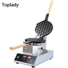 110v/220v Electric Waffle Pan Muffin Machine, intelligent Eggette Wafer Waffle Egg Makers Kitchen Machine;Bubble Waffle Maker