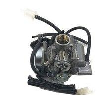 24mm Carb Carburetor for 125cc 150cc 125 150 For Honda GY6 4 Stroke PD24J Baja ATV
