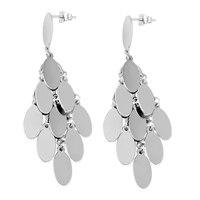 MON 1 2018 fashion Earrings For Women Vintage Drop Earring Leopard Round Dangle Earrings For Women Jewelry Who