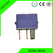 28300-28010 156700-2300 28300-21020 4-Pin 12V Relay For Toyota Corolla 4Runner Scion Lexus ES350 IS250 2830028010 1567002300(China)
