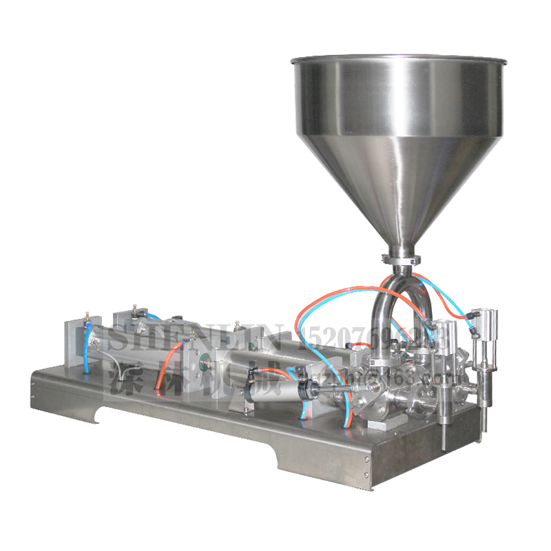 Max 250ml paste filling machine more accurate oil filler liquid filling machine cream sorting filling machine