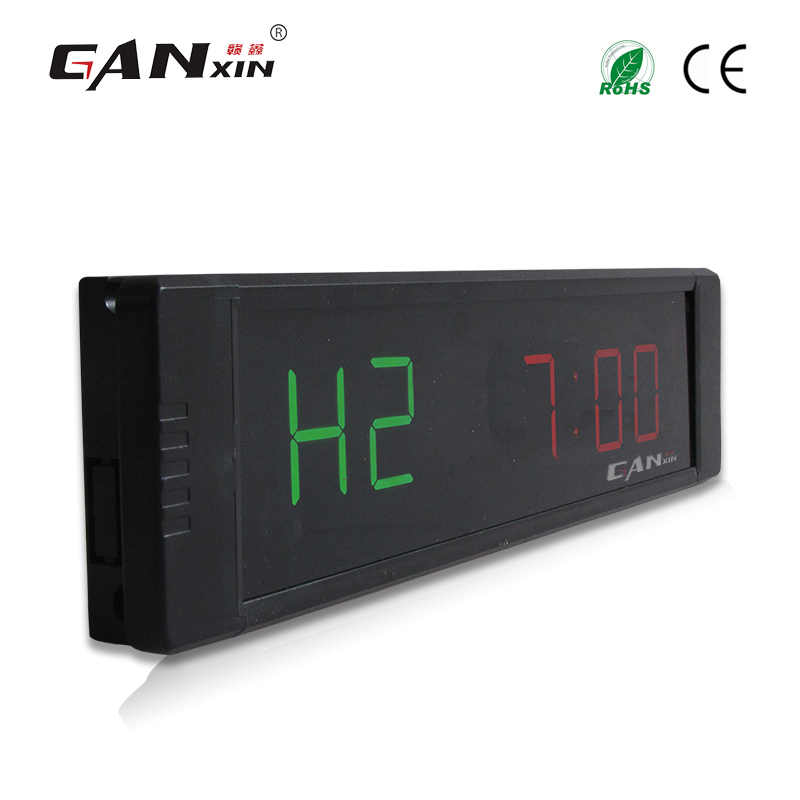 Detail feedback questions about [ganxin] led garage timer boxing gym