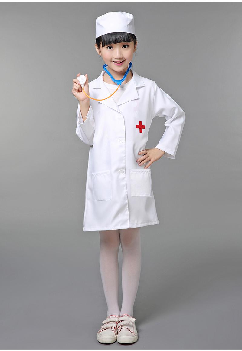 ребенок хэллоуин косплей костюм детский костюм доктор мастер RV обувь для девочек игры костюмы одежда костюмы для полива с шляпа + маска 89