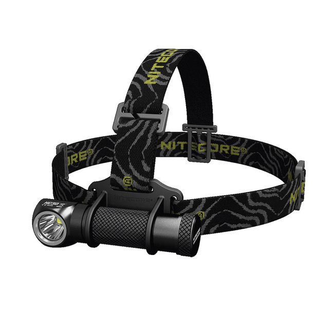 Nitecore HC30 Led Headlamp CREE XM L2 U2 1000 Lumens Full Metal Uniboy Wide beam Optics Head Lamp Free Shipping-in Portable Lighting Accessories from Lights & Lighting