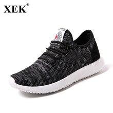 Xek 2017 сетки воздуха Ткань Для мужчин S Бег Спортивная обувь Для мужчин спортивные Обувь для Ман Walking Yeezys свет Обувь Открытый Тренеры мягкие JH47