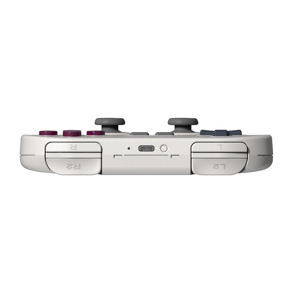 8bitdo SN30 Pro GO SN Contrôleur Sans Fil de Bluetooth Gamepad Pour Nintend Interrupteur Pour NS iOS Android Pour PC Windows Mac Gamepad - 5