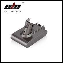 Eleoption 21.6 В 2200 мАч Литий-Ионная Батарея для Dyson Батареи DC58 ДЦ59 DC61 DC62 Пылесос 965874-02