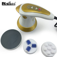 2016 NEW Multifunction Infrared ELECTRIC SLIMMING Roller Vibration MASSAGE Body Beauty Health Care Cellulite Massager