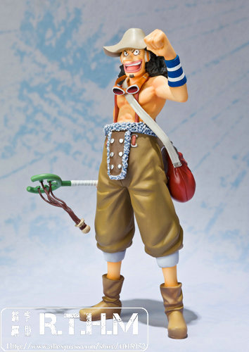 Bandai Figuarts ZERO ONE PIECE: Usoppu New World Ver. new bathroom wash basin sink faucet waterfall flow lavatory hot cold washing tap tree629