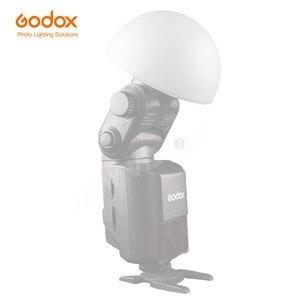 Image 1 - Godox Ad S17 Witstro Ad200 Ad360 Dome Diffuser Wide Angle Soft Focus Shade Diffuser cho Godox Ad200 Ad180 Ad360 Speedlite
