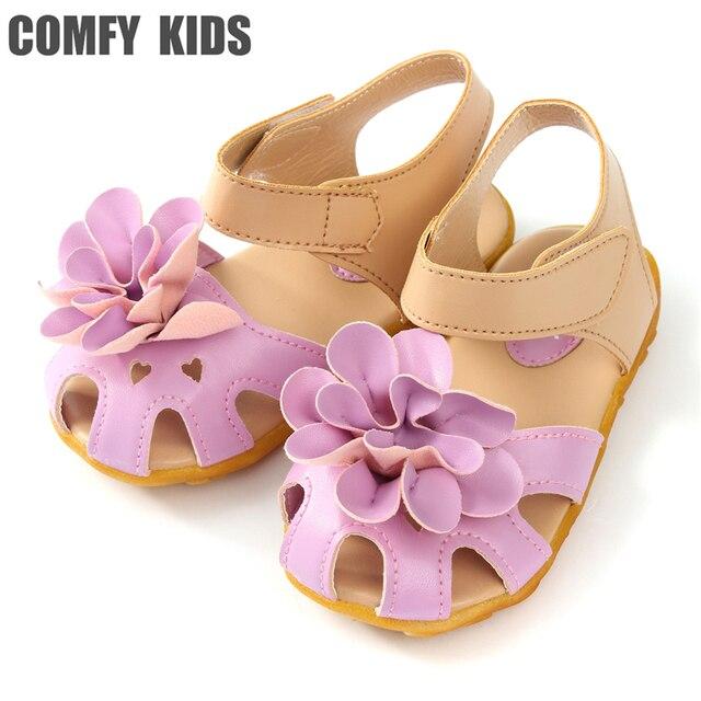 1 pcs Sandales Bébé Fille Chaussures Princesse zP1UrU