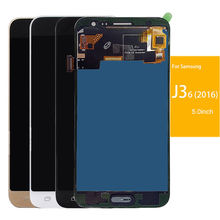 For Samsung Galaxy J3 LCD Screen TFT Brightness Adjustment Display Assembly 100% Tested