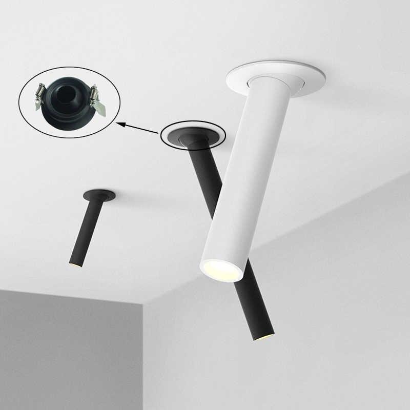 led ceiling light dimmable 90-260V COB Bedroom Kitchen Indoor LED Spot Lighting Island Dining Room Shop Bar Counter Decoration
