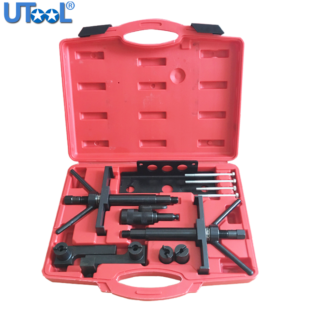 For Volvo Crankshaft Camshaft Cam Timing Locking Tool Fixture Set