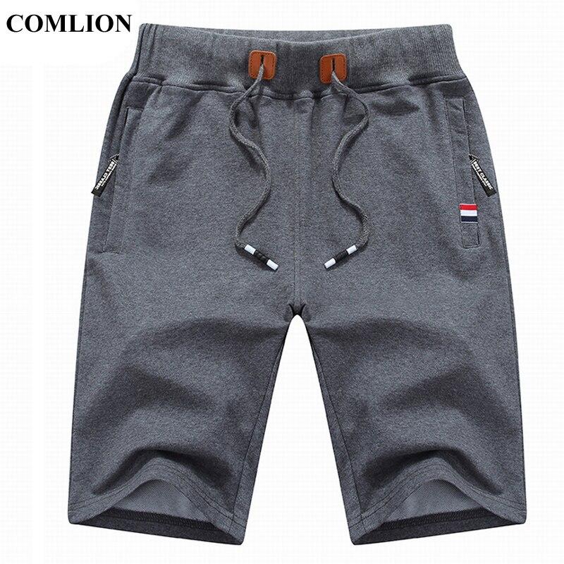 Casual Shorts Men Cotton New Arrival Fashion Mens Shorts Summer Brand Stylish Bermuda Beach Shorts Zipper Pocket High Quality 1