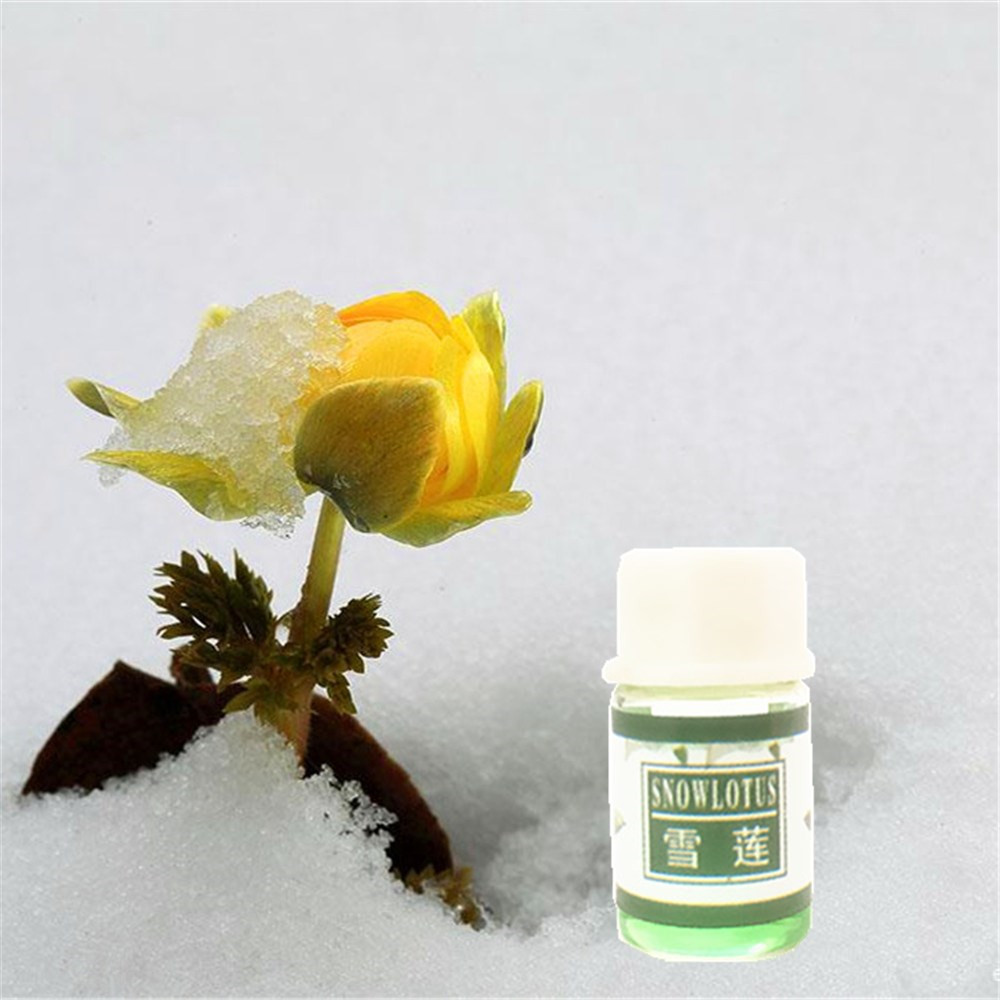 Love Thanks Plant Essence Snow Lotus Repairing Treatment Goose Bumps