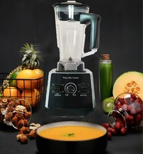 Electric Multifunctional High Performance Blender for Smoothies Juice 3HP BPA Free 1.6 Liters a1100 home use multi functional blender for juice smoothies with timer lcd panel