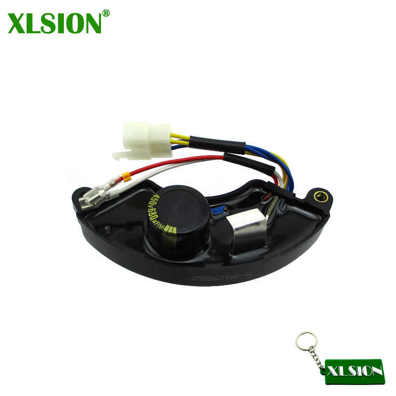 Motorcycle Generator 6.5KW 5KW Voltage Automatic 6KW 5.5KW Diesel Regulator AVR