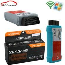 Red Cloud PC diagnóstico ecu programador wifi herramienta de diagnóstico de ids VXDIAG para Ford/Mazda 2 en 1 con V99 IDS VCM II PARA FORD