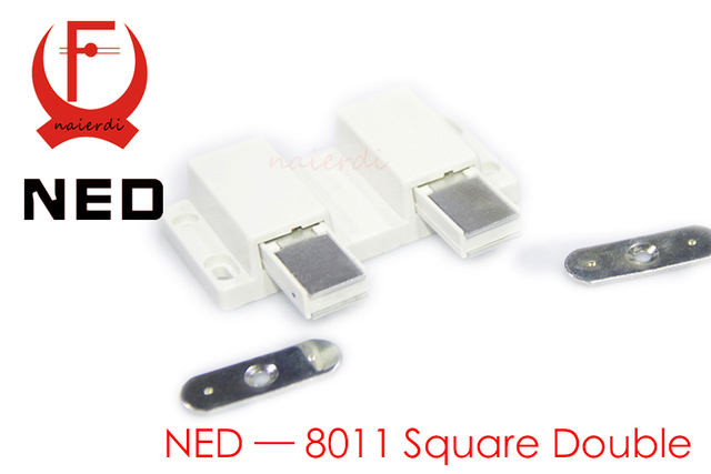 Aliexpress Buy Ned Door Parts Touch Beads Suction Single Cabinet Door Suction Single Meet Square Double Magnetic Touch From Reliable