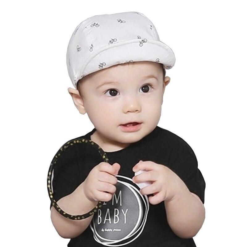 baby boy sun hats spring summer caps with shawl cotton bucket hat