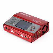 1pcs Ultra Power UP120AC Touch 110V 240V AC Dual Output Balance Charger Wholesale