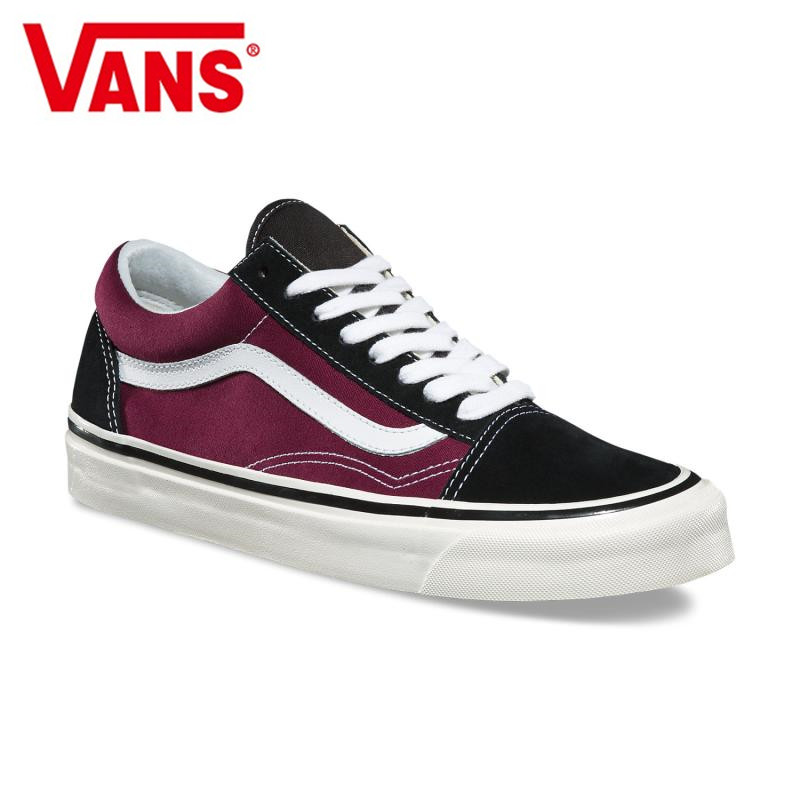 7e3ddd5b6e4b VANS Anaheim Old Skool X OS Classic Men and Womens Sneakers canvas shoes