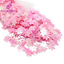 Confetti Loose Sequins Flower-Flake Party-Decor Lucia-Craft 20g for D0904 Multi-Colors