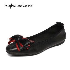 Брендовая женская обувь; удобные балетки из натуральной кожи с острым носком; складывающиеся балетки на плоской подошве; удобные лоферы без...