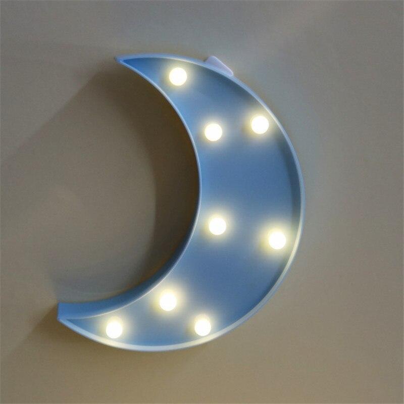 3D φεγγάρι LED νυχτερινό φωτιστικό - Φωτισμός διακοπών - Φωτογραφία 2