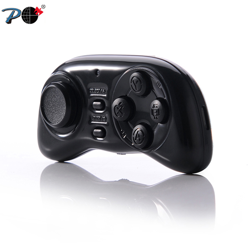 P PL-608 Multifunction Smart Joystick Mouse Wireless Gaming Gamepad Bluetooth Control for Android / iOS Smart Phone PC TV box