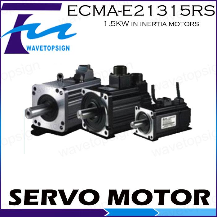 все цены на Delta B2 servo motor servo drive ECMA-E21315RS (1.5KW in inertia motors) онлайн