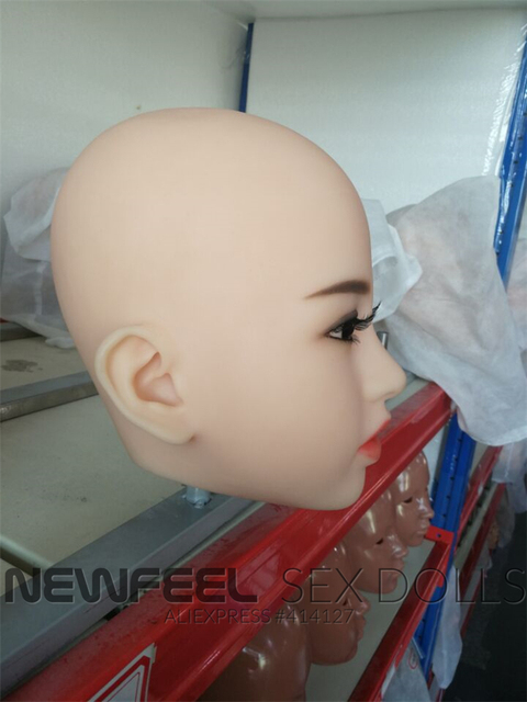 20 # cabeza sólida llena de silicona Muñeca muñeca del sexo. Muñeca silicona del sexo oral del amor muñeca 53e04e